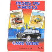 Children's Card Games - Paris On Wheels