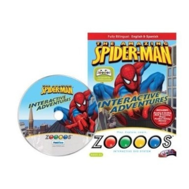 The Amazing Spider-Man Interactive Adventure - ZoooS Bilingual