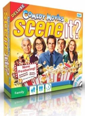 Scene It. Comedy Movies Deluxe Edition