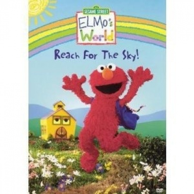 Elmo's World Reach For The Sky DVD