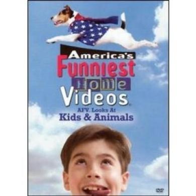 AFHV: Looks At Kids & Animals Dvd