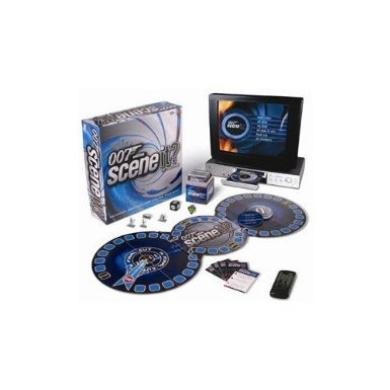Mattel - Scene It 007 DVD