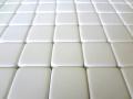 50 Blank White Dice 16MM