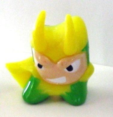 Marvel Nog'nz LOKI Single Figure (Series 1)