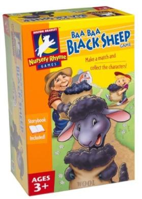 Baa Baa Black Sheep Game