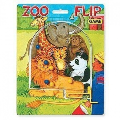 Zoo Flip and Win Game