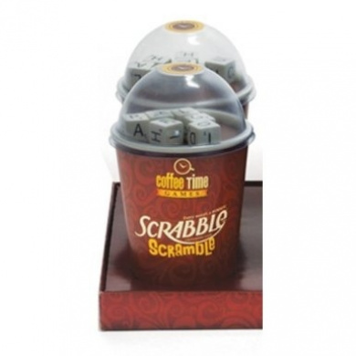 Coffee Time - Scrabble