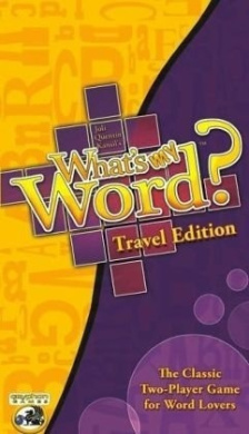 What's My Word - TRAVEL EDITION
