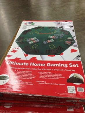 Ultimate Home Gaming Set