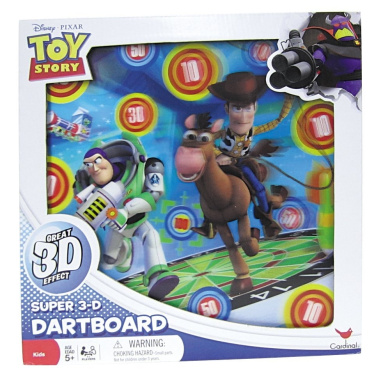Toy Story Super 3D Dart Game