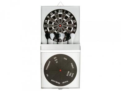 Present Time Brink Dart Game Decision Maker
