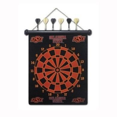 Oklahoma State Cowboys Magnetic Dart Set