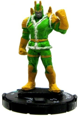 DC HeroClix The Brave and the Bold Single Figure Uncommon The Parademon #30