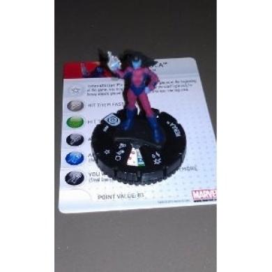 Marvel Heroclix Galactic Guardians Nebula