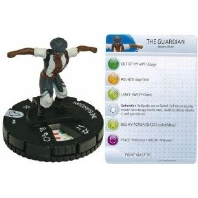 Assassin's Creed Heroclix Gravity The Guardian