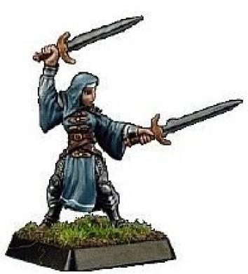 Elena, Battle Nun