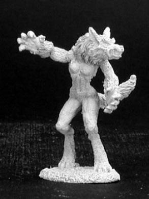 Female Werewolf (OOP)