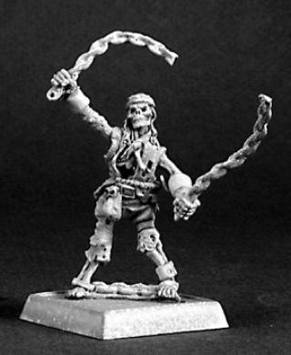 Razig's Revenge: Skeletal Chain Ganger