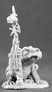 Mudcroak, Frogman Shaman (OOP)