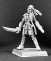 Warlord Blackknife Tom Undead Pirate RPR 14272