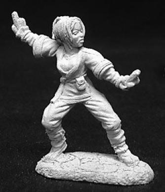 Yuri, Female Monk (OOP)