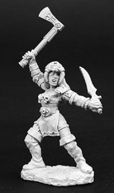 Caella, Female Death Cultist (OOP)