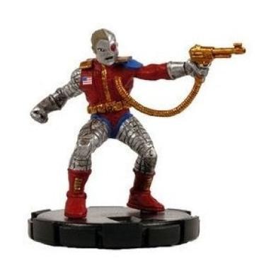 Marvel Heroclix Sinister Deathlok Veteran