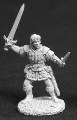 Dirk Donovan, Male Rogue (OOP)