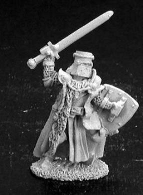 Barlow, Templar Adventurer (OOP)