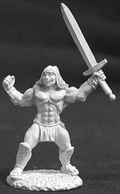 Brand, Male Barbarian (OOP)