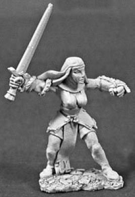 Sister Candace, Battle Nun (OOP)