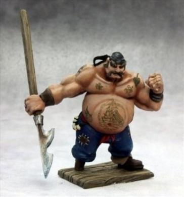 Stieg Brinegrog, Pirate