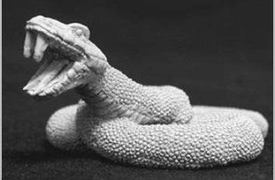 Reaper Miniatures 2675, Giant Snake
