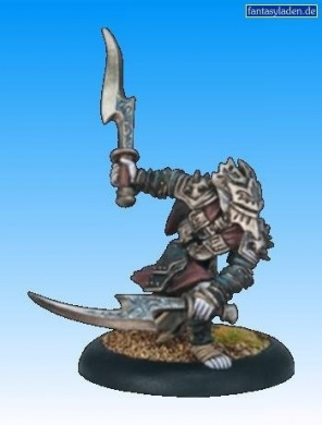Hordes: Legion of Everblight Bayal Hound of Everblight Hex Hunter Officer (1 figure)