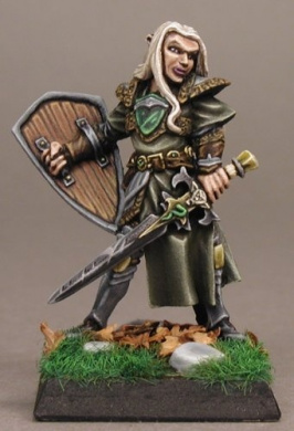 Telemnar Dawntreader, Elf Warrior (OOP)