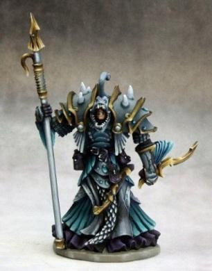 Eregris Darkfathom, Evil Sea Priest