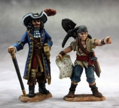 Pirate Lord and Cabin Boy