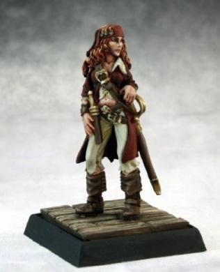 Pathfinder Miniatures: Kassata Lewynn Multi-Coloured