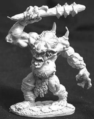 Bulgoth, Cave Troll King (OOP)