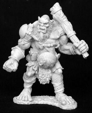 Ogre Chieftain (OOP)