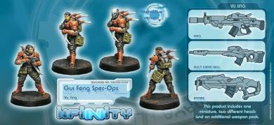 Infinity: Yu Jing - Gui Feng Spec-Op