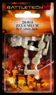 BATTLETECH 20-814 Zeus ZEU-6S