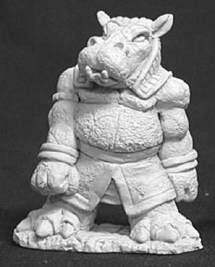 Mzima the Stone Golem (OOP)