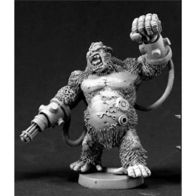 Chronoscope: Ape-X, Gorilla Super Villain
