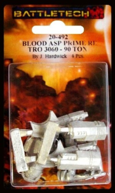 BATTLETECH 20-492 Blood Asp Prime
