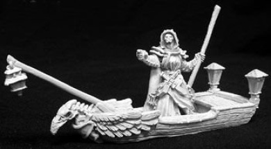 Charon of the River Styx (OOP)