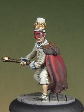 Carnevale King Pulcinella - The Guild