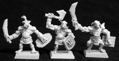 Bull Orc Fighters (6) (OOP)