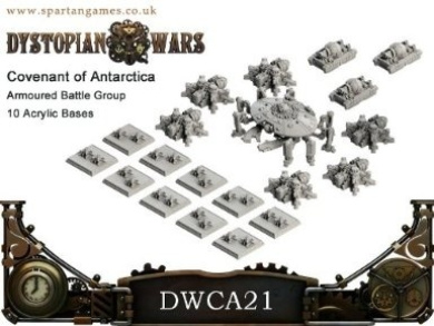 Convenant Armoured Battle Group