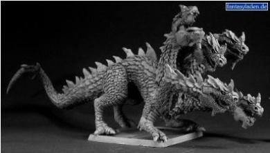 Nakaraat, Reptus Hydra (OOP)